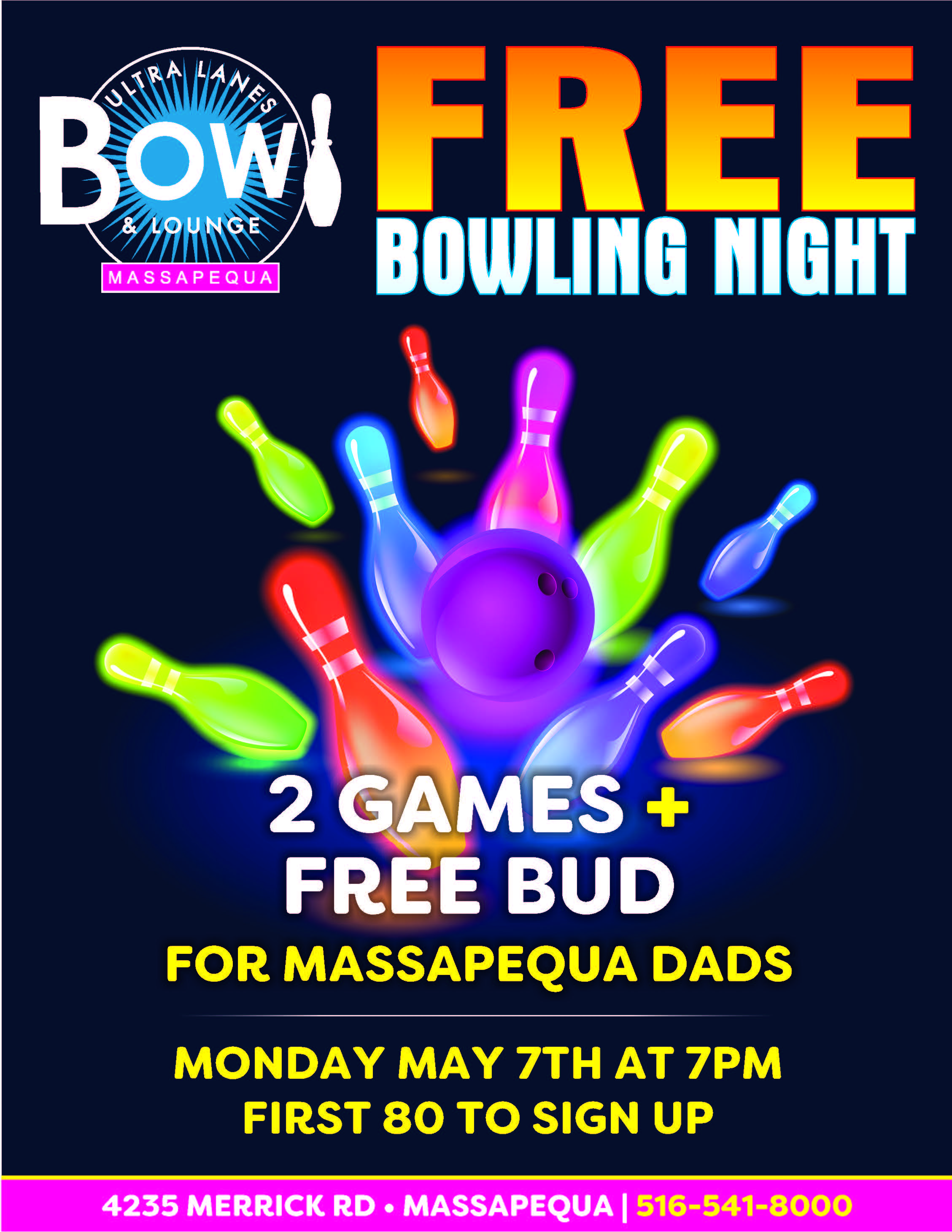 Free Bowl Night